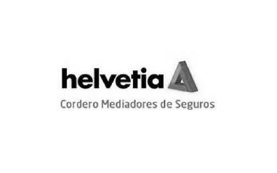 Findia Leyva - Logo Helvetia